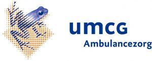 Logo UMCG Ambulancezorg