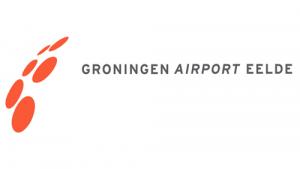 Logo Groningen Airport Eelde